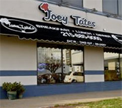 Joey Tate's Storefront